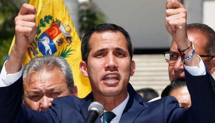 """Juan Guaidó dice que """"si o si"""" la ayuda humanitaria entra a Venezuela el 23 de febrero"""