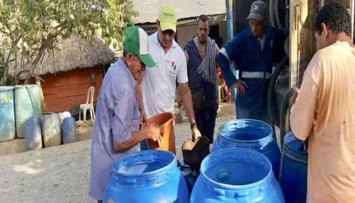 Montería se declara en calamidad pública por sequía