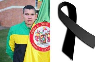 Murió otro cadete víctima del atentado a la escuela General de Santander