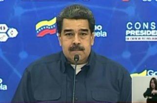 Nicolás Maduro le pidió al presidente interino Juan Guaidó convocar las elecciones