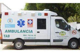 Nueva ambulancia para el hospital de Montelíbano