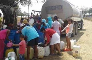 Nueve municipios de Córdoba beneficiados con suministro de agua por temporada seca