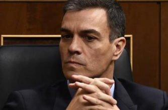 Pedro Sánchez bajará del poder de España