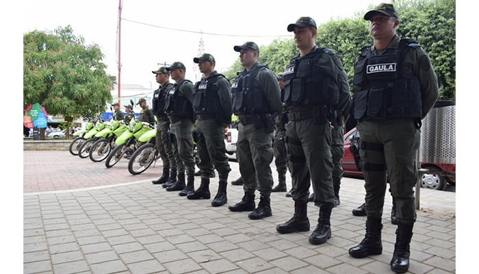 Policía Córdoba presentó el Cuerpo Especial Anti-Extorsión