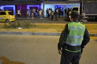 Policía Metropolitana de Montería desplegó estrategia de seguridad para fines de semana