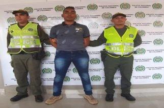 Policía captura a jefe de sicarios del 'Clan' en Puerto Libertador