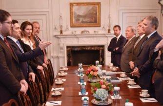 Presidente Duque viajó a Estados Unidos para reunirse con Trump