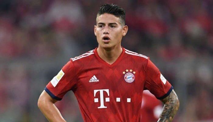 Real Madrid y Bayern Múnich se reunirá para definir el futuro de James Rodríguez