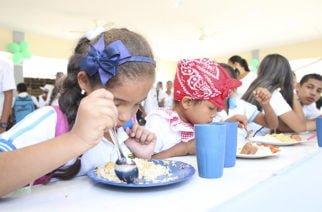 Socializan Programa de Alimentación Escolar para 2019