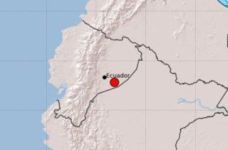 Sismo en Ecuador de 7,7 se sintió en el sur de Colombia