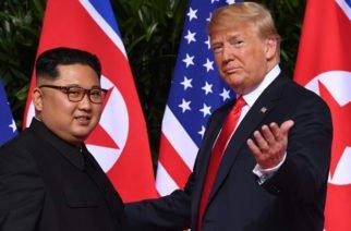 Trump y Kim Jong Un se reúnen mañana para definir desnuclearización