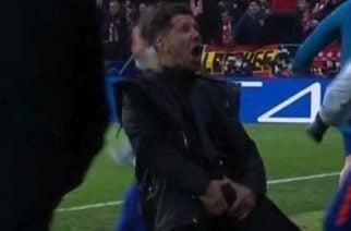UEFA abre proceso disciplinario contra el entrenador del Atlético Madrid