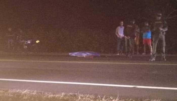 Un muerto y un herido en accidente de tránsito en Chinú