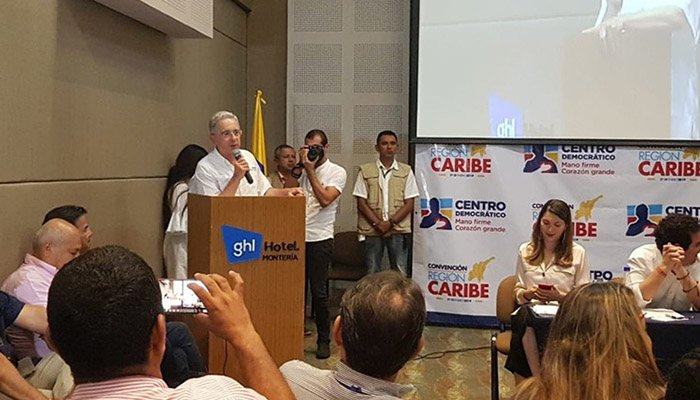 Uribismo fija mañana mecanismos para elegir su candidato