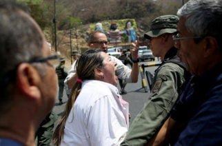 En imágenes: Caravana de Juan Guaidó a la frontera colombo-venezolana fue reprimida