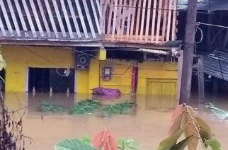 Cinco mil damnificados en Chocó por desborde de cinco ríos