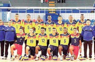Coldeportes dará apoyo financiero a la Selección Colombiana de Voleibol