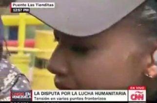 Video | Policías venezolanas rompen a llorar por manifestantes que piden conciencia