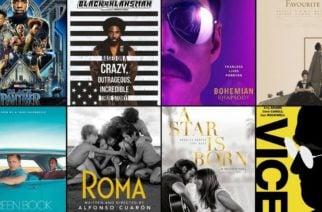 Ponte al día con las ocho películas que podrían ganar hoy el Oscar