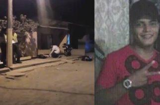"""""""Dieguito"""" asesinado en barrio Los Robles"""
