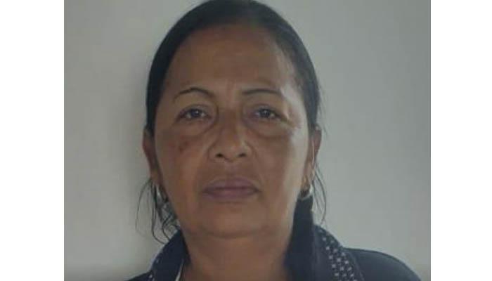 """""""La Sabrosa"""", entre los más buscados en Colombia se entregó en Tierralta"""