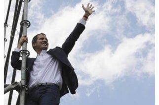 """La lucha continúa"": Dice Guaidó para convocar a marcha este sábado"