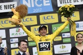 10 ciclistas colombianos correrán en la París –Niza 2019