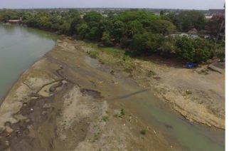 A ahorrar agua en Montería: El Sinú registra su nivel más bajo en los últimos 20 años