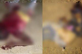 A palo y machete lincharon a dos presuntos atracadores en Chinú