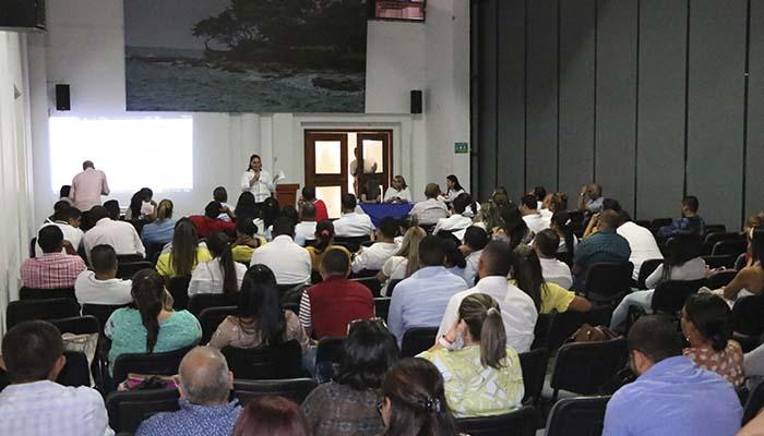 Alcaldías de Córdoba se capacitan en rendición de cuentas de Primera Infancia y Adolescencia