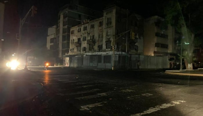 Apagón en Venezuela afecta a más de 10 estados