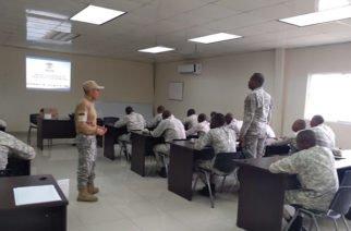 Armada de Colombia capacita a Infantería de Marina de República Dominicana