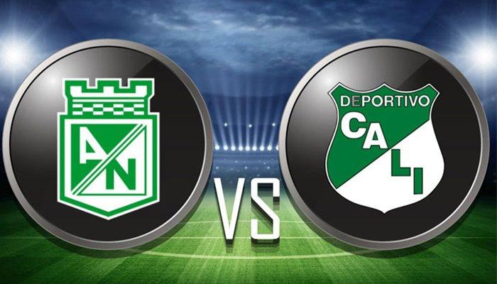 Atlético Nacional ratificó que la disputa entre Deportivo Cali se consumará