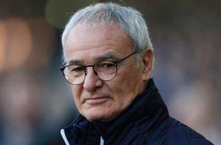 Claudio Ranieri sería nuevo entrenador del Roma de Italia