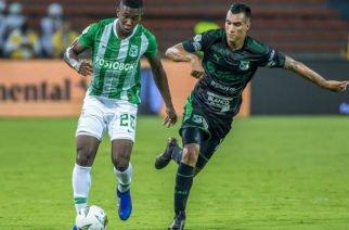 Deportivo Cali sumó un punto en su encuentro con el Nacional