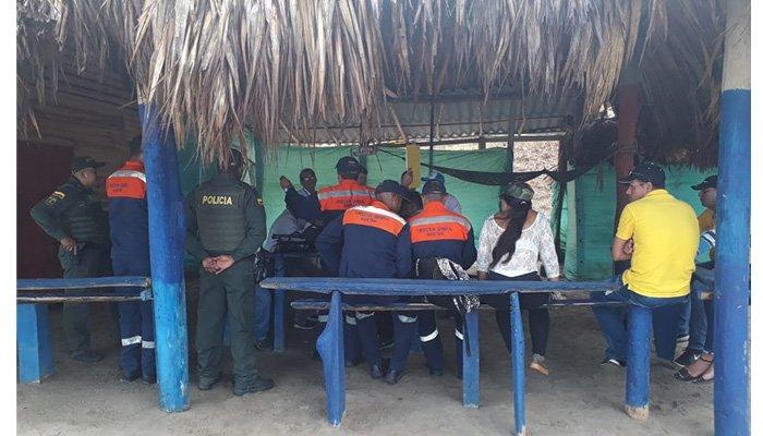 Dimar sigue denunciando invasión en playas de Puerto Escondido