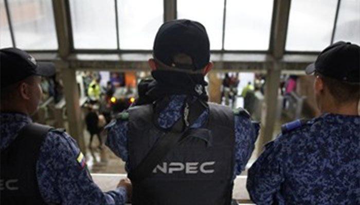 Dos guardias penitenciarios de Montería fueron atrapados con marihuana