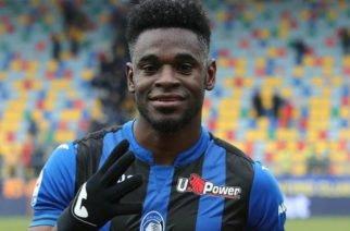 Duván Zapata, está en la mira del Inter de Milán