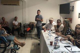 En Montería se realizó el primer comité departamental de discapacidad en el 2019