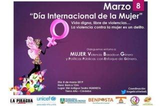 En Tierralta se realizará seminario en homenaje al Día de la Mujer