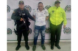 En el barrio Santa Fe de Montería capturaron a cabecilla del Clan del Golfo