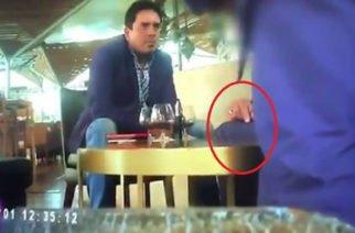 En vídeo quedó grabado el momento en que fiscal de la JEP recibió soborno