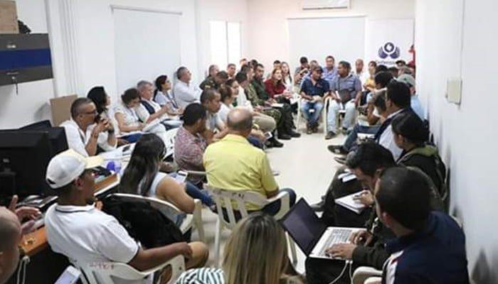 Finaliza mesa de diálogo con voceros de la protesta pacífica campesina que se desarrolla en el Alto Sinú
