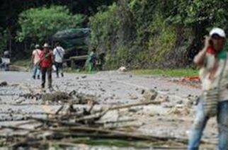 Fiscalía abre investigación por secuestro de militar en medio de protestas indígenas