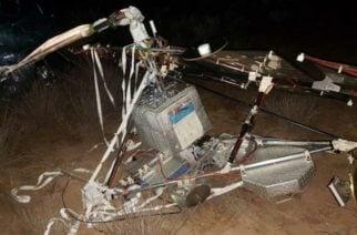 Globo aerostático de Google que suministraba internet se desplomó en México