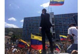 Guaidó desafía a Maduro y llega a Caracas convocando marcha para este sábado