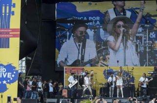 Harán segunda edición del Venezuela Aid Live