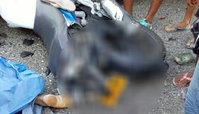 Motociclista muere tras ser embestido por una tractomula