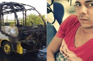 Implicado en la quema de buseta Metrosinú fue enviado a Las Mercedes