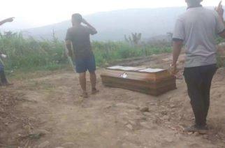 Intentó pasar a su hijo muerto a Venezuela, la GNB le negó el paso y lo enterró en la trocha